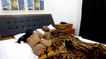I took a hot friend to the motel I said it was just for sleeping but when she saw the size of the dick she sat down nice