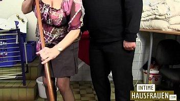 Holga und ihre beiden Stecher