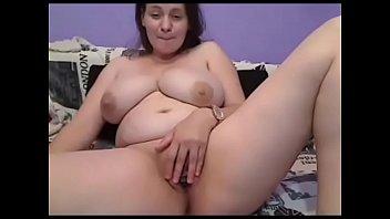 Busty milf cummed orgasm live cam porn