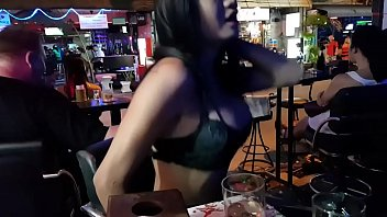 Katoy shemale - Lady from poland go crazy in a ladyboy bar