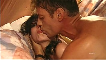 Big cock of Rocco Siffredi in the ass of a lustful brunette