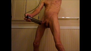Big pumped penis