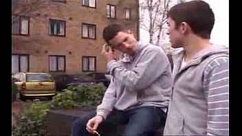 British Chav Threesome