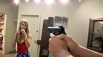 Pkf Wonder Woman Goes Down Rachel James