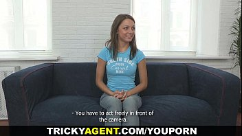 Tricky Agent Creampied By Tricky Porn Agent