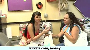 Every girl need money - hard sex 22