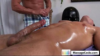 Massagecocks Huge Cock Lubed And Used