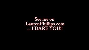 #TeamBJ's Lauren Phillips & Carmen Valentina 3Way!