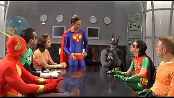 Oirn porn parody Justice league xxx