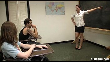 Teacher handjob literotica Punishment handjob in the classroom