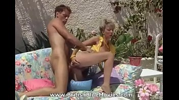 Big Breasted Claire Green With Rocco - British Vintage