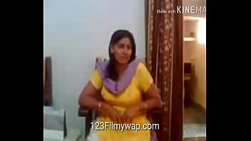 Indian School Teacher Showing Boobs To School Student