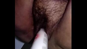 Abrindo a buceta