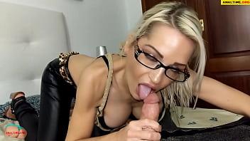 German granny with big tits