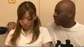 Asian dollhouse family - Asian japanese teen black exchange student in japan family home - daughter clip 2 solacesolitude