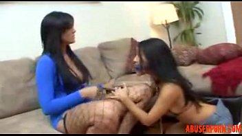 A Good Asian Slave: Lesbian HD Porn  - abuserporn.com