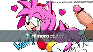Amy Rose'_s Big Pink Booty. with Follow Me for BMG