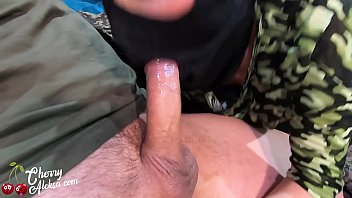 Sexy Soldier Girl Fuck All Holes Big Dick Closeup -  Cumshot صورة