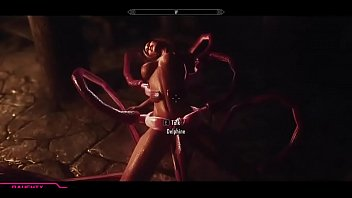 Tentacle sex blogspot - Skyrim estrus mod uncensored hentai tentacles