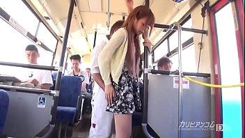痴漢路線バス ~容赦なく襲い来る無秩序な魔の手~