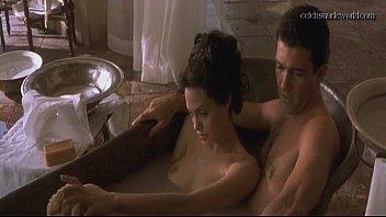 Angelina Jolie nude in sex scenes thumbnail