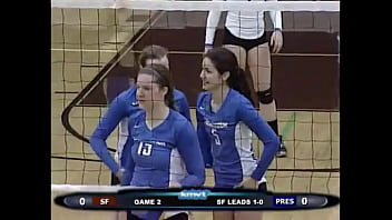 Volleyball Game Ass grabbing and slapping No.1