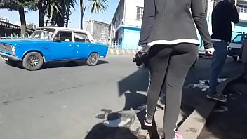 Perfect Ethiopian big ass