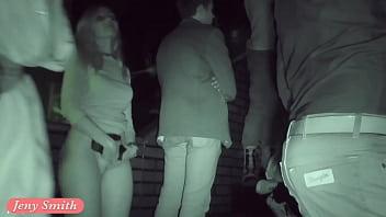 Got naked in a dark corner of a club. Caught! Vorschaubild