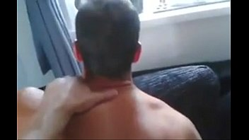 Gay hard cum Hardcore fucking in the back of the