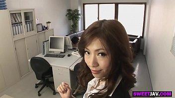 the pervert japanese office girl