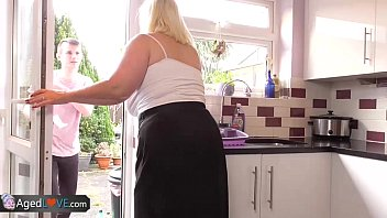 Fat grannies fucking tgp - Agedlove nice blonde granny is fucked by horny man