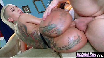 Gorgeous Girl (Bella Bellz) With Big Oiled Huge Ass Like Anal Hard Bang mov-15