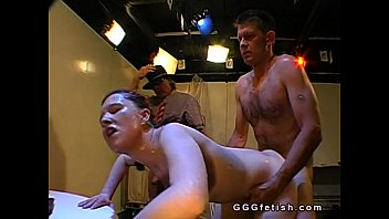 Babes gets fucking with cumshots