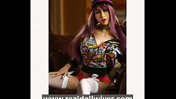 Realdollwives.com Silicone Sex Doll With Realistic Adult TPE Super Real Love