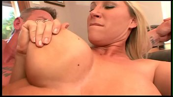 The blonde dream woman Julia having sex