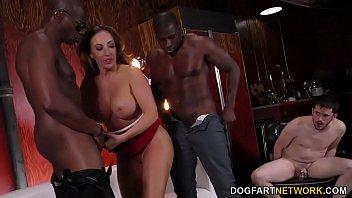 Big Ass Richelle Ryan Fucks BBC In Front Of A Cuckold pornhub video