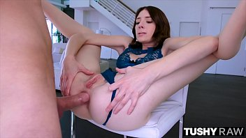 TUSHYRAW Model Has Her First Anal Sex preview image