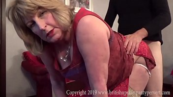 Older women swallowing cum Rosemary takes ass to mouth and cumswallow