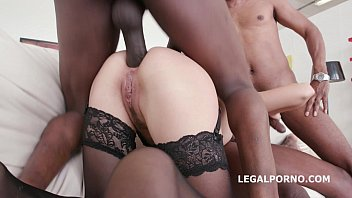 Black Buster, Mike Chapman & CO take care of Lexy Star for hard anal fucking and DP GIO204 Vorschaubild