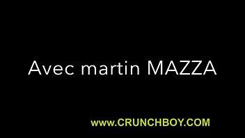 MARTIN MAZZA fucked bareback by spanish xxl cock