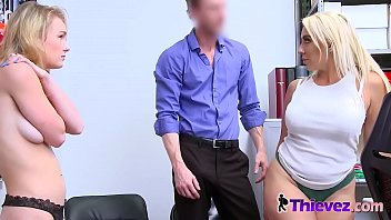 Double fuck in the security office