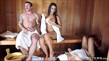 Porno video download - Sneaky sauna and porn