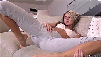 Gina Gerson Enjoying Hard Dildo Fuck