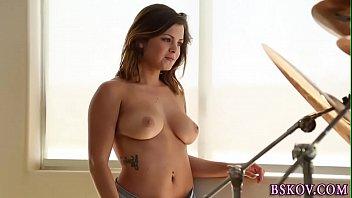 Keisha Grey riding dick