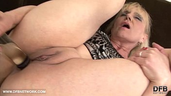 Granny Wants It In Her Ass
