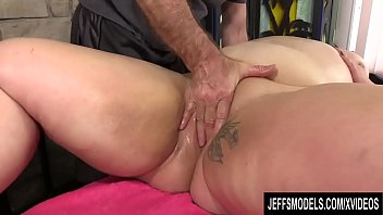 Naked fat model playing cards A masseur turns a rubdown into an orgasm session for bbw calista roxxx