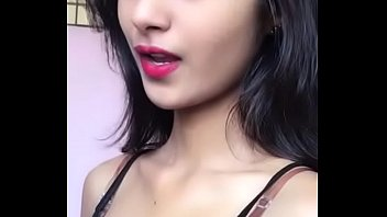 Desi girl teasing by eye wink