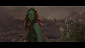 Avengers endgame ( Delete scene Tony death )