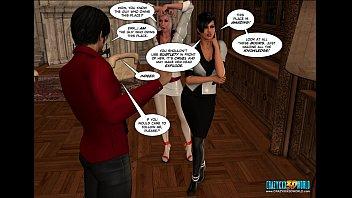 3D Comic: Vox Populi 1-3 thumbnail