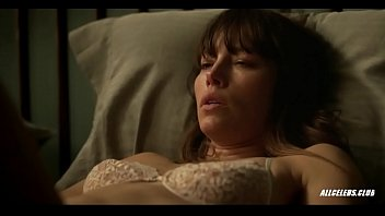 Of jessica biel naked Jessica biel - the sinner s01e02 2017